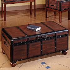 beautiful trunk coffee table can be used as a place for books magazines and other chest coffee table multifunction furniture