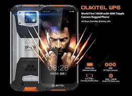<b>OUKITEL WP6 4G Smartphone</b>! Ár: 219.99$ https://bit.ly/34kcgCo