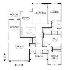 images about House plans on Pinterest   House plans  Square    Mascord House Plan   Square Feet