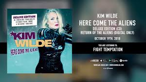 """<b>Kim Wilde</b> """"Fight Temptation"""" - Official Song Stream - """"<b>Here</b> Come ..."""