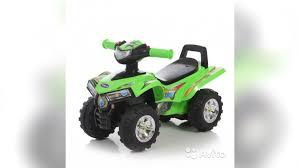 <b>Каталка Baby Care</b> Super ATV зеленый купить в Краснодарском ...