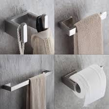 <b>Bath Hardware Sets 304</b> Stainless Steel Bathroom Accessories Set ...
