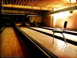 whitby psychiatric facility invisible threads abandoned bowling lane and chair