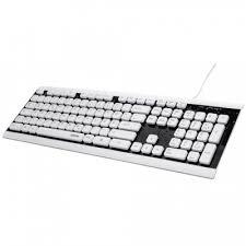Купить <b>клавиатура Hama</b> Covo черный, белый USB slim для ...