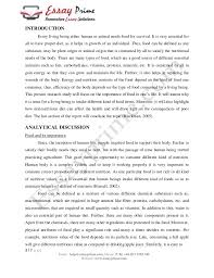 essay on nutritious food diet essay oglasi essay on health  essay on health awareness  gxart orgfood and health essay sample