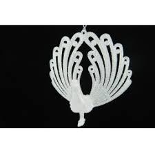 Елочное <b>украшение Crystal Deco</b> «<b>Павлин</b>» 1707765 купить по ...