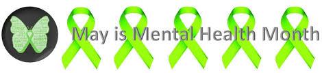 Image result for mental health month