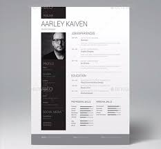 minimal  amp  creative resume templates   psd  word  amp  ai  free    clean professional resume