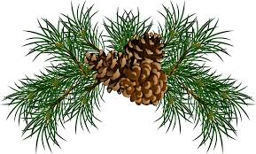 Image result for winter garland clip art
