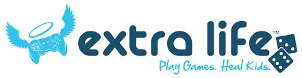 Image result for extralife logo