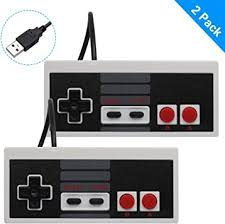 ARCHE <b>Classic Usb</b> Wired Controller For <b>Nes</b> Gaming Retro ...