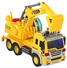 Купить <b>Экскаватор Fun toy</b> 44404/1 1:16 в интернет-магазине на ...