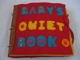 Image result for quiet book