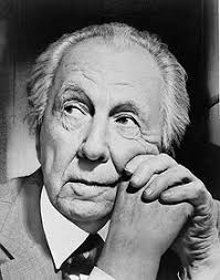 Frank Lloyd Wright. Source: Wikipedia - Frank_Lloyd_Wright_portrait