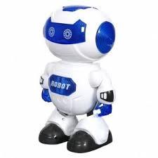 Танцующий <b>робот CS</b>-1711 на батарейках со звуком и светом ...