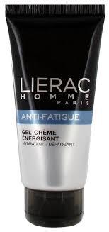 <b>Lierac Гель</b>-<b>крем для</b> усталой кожи Homme Anti-Fatigue — купить ...