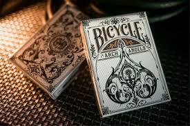 <b>1 Deck</b> Bicycle Archangels Playing Cards Poker USPCC <b>Theory 11</b> ...