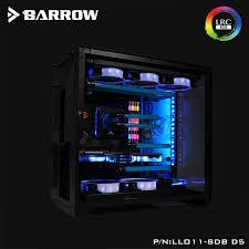 ③Barrow Acrylic Board as Water Channel use for <b>LIAN LI</b> O11 ...