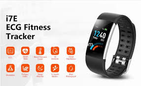 <b>Alfawise I7E</b> Smart Bracelet Review: An <b>ECG</b> Monitor AI Intelligent ...