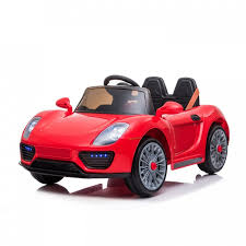 <b>Электромобиль Tommy Porsche Cayman</b> PS-7 - Акушерство.Ru
