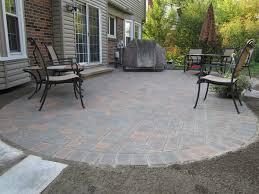 natural stone patio ideas paving design