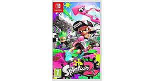 <b>Splatoon 2</b> (<b>Nintendo</b> Switch): Amazon.co.uk: PC & Video Games