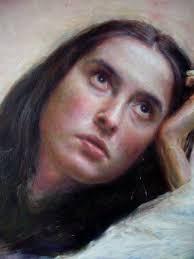 Retrato a Neli Gustavo Adolfo Salazar Alvarado - Artelista.com - 1639323474312965