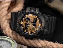 SANDA Men's <b>Watch</b> Digital <b>Watches</b> Analog Sports <b>Watches</b> Men ...