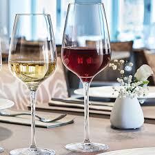 <b>Бокал для вина</b> «Сублим»; хр.стекло; <b>350мл</b>; D=8, H=23см; прозр ...
