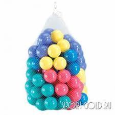 <b>Сухие бассейны</b> с шариками и без шариков - купить для детей