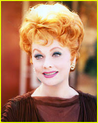 Image result for lucille ball color photo