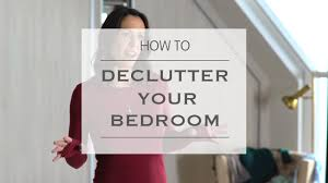 How To Declutter Your Bedroom Sharps Bedrooms YouTube - Decluttering your bedroom