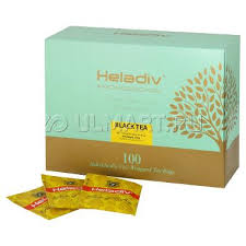<b>Чай Heladiv HD</b> REGULAR P/FOIL <b>BLACK TEA</b>, 100 пак, 4439546 ...