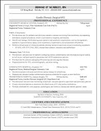 medical surgical nurse resume sample   singlepageresume com    responsibilities registered nurse resume sample nursing resumes example of med surg resume