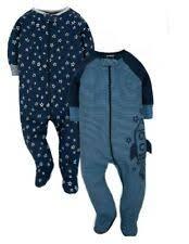 <b>100</b>% <b>Cotton One</b>-<b>Piece</b> Sleepwear (Newborn - 5T) for Boys for sale ...