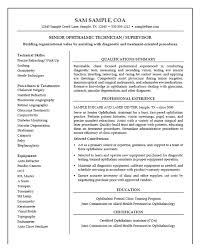 er tech resume Example Resume And Cover Letter   ipnodns ru Best Photos of Medical CV Template   Medical Curriculum Vitae       physician resume