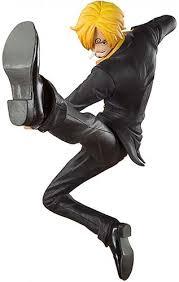 Купить <b>Фигурка</b> Bandai <b>Figuarts Zero</b>: One Piece Black Leg Sanji ...