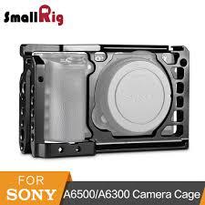<b>SmallRig Aluminum Alloy Camera</b> Cage For Sony A6500/A6300 ...