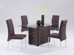 Tufted Dining Room Sets Dining Room Chairs Leather A 2016 Dining Room Design And Ideas