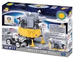 <b>Конструктор Cobi</b> Smithsonian 21075 Лунный модуль <b>Аполло</b> 11