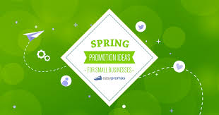 Six spring <b>promotion</b> ideas to help your small business grow