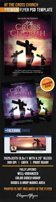 at the cross church flyer psd template facebook cover by at the cross church flyer psd template facebook cover