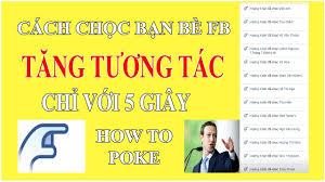 TUT FACEBOOK | Hướng Dẫn Chọc Tất Cả Bạn Bè Facebook 5s ...