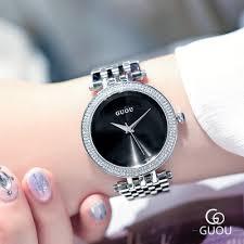 <b>New GUOU Watch</b> 7 colors fashion Women <b>watches 2018</b> Top ...