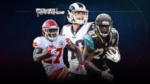 NFL Power Rankings: Patriots loss sets up Sunday night duel ...