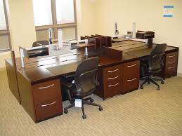 ebonized cherry work station office furniture desk cherry office furniture