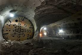 Image result for tunnel machine