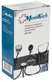 Купить <b>Тонометр Meditech MT-20</b> со встроенным стетоскопом по ...