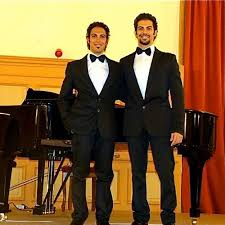 Ciro & Teo Aroni, <b>Passioni</b> Italiane, Duets for two tenors at the time ...