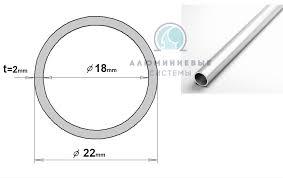 🤑 Final, sorry, <b>Труба алюминиевая круглая серебро</b> 8х1х1000мм